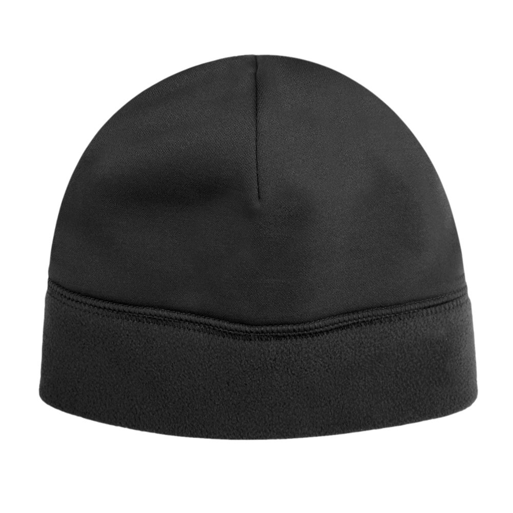 Igloos Mens Softshell Fleece Beanie Anthracite One Size Jacob Ash MH006