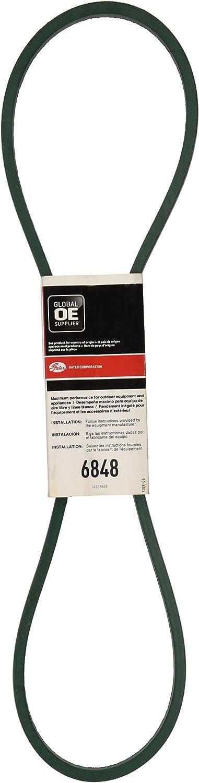 Gates 6848 Powerated Belt V Belts Automotive pubfactor.ma