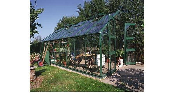 Eden Halls invernaderos Ltd Monarch Eden 365, 76 cm - verde ...