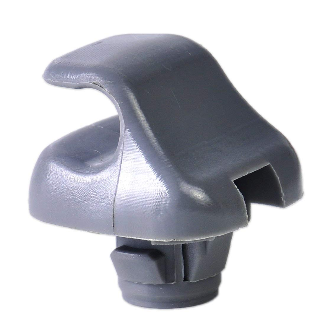 Amazon.com  Genuine OEM Honda Gray Sunvisor Clips  Automotive e0754e1d24e