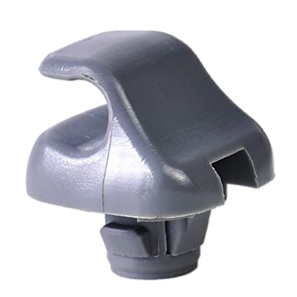 Amazon.com  Genuine OEM Honda Gray Sunvisor Clips  Automotive dc3957f4a08