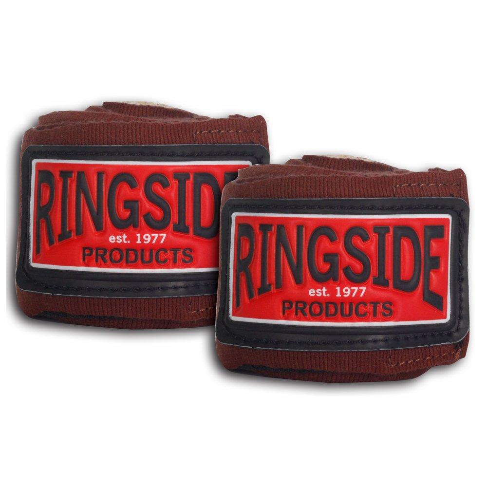 Brown Ringside Inc HMHW Ringside Heritage Mexican Handwrap