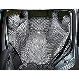HobbyDog Housse de siège de voiture Standard, XL, gris