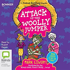 Attack of the Woolly Jumper Audiobook