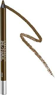 product image for Urban Decay 24/7 Glide-On Eyeliner Pencil, Stash - Metallic Dark Green/Gold with Shimmer Finish - Award-Winning, Waterproof Eyeliner - Long-Lasting, Intense Color