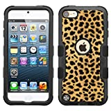 Best Tough Cases For IPods - One Tough Shield 3-Layer Hybrid Case (Black/Black) Review