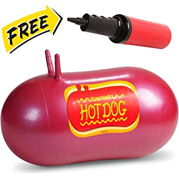 Waliki Toys Jumping Hot Dog