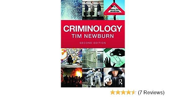 Tim newburn criminology 2nd ed for sale in cork city centre, cork.