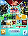 Heroes Mega Pack Plus 8Gb Memory Card...