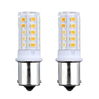 Bonlux 3W 24V P21W 1156 BA15S LED Bombilla con 300 Lumen 32 SMD 2835 para Iluminación