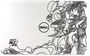 "Dell Inspiron 15R N5110 15.6"" Design Studio Bunch OF Surfers LCD Back Lid DD7DG"