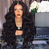 Brazilian Body Wave Lace Front Wigs Virgin Remy
