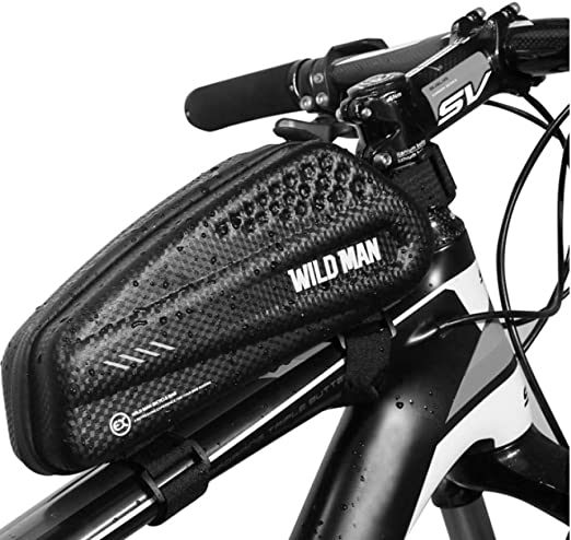 ZAOFENG Bolsa De Cuadro De Bicicleta Triángulo Sillín De Nylon ...