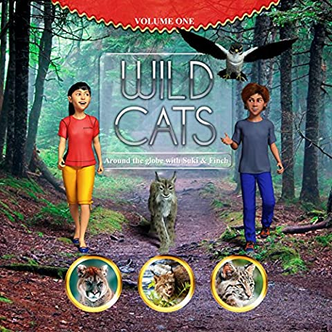 Wild Cats, around the globe with Suki and Finch (Rebecca Murdock)
