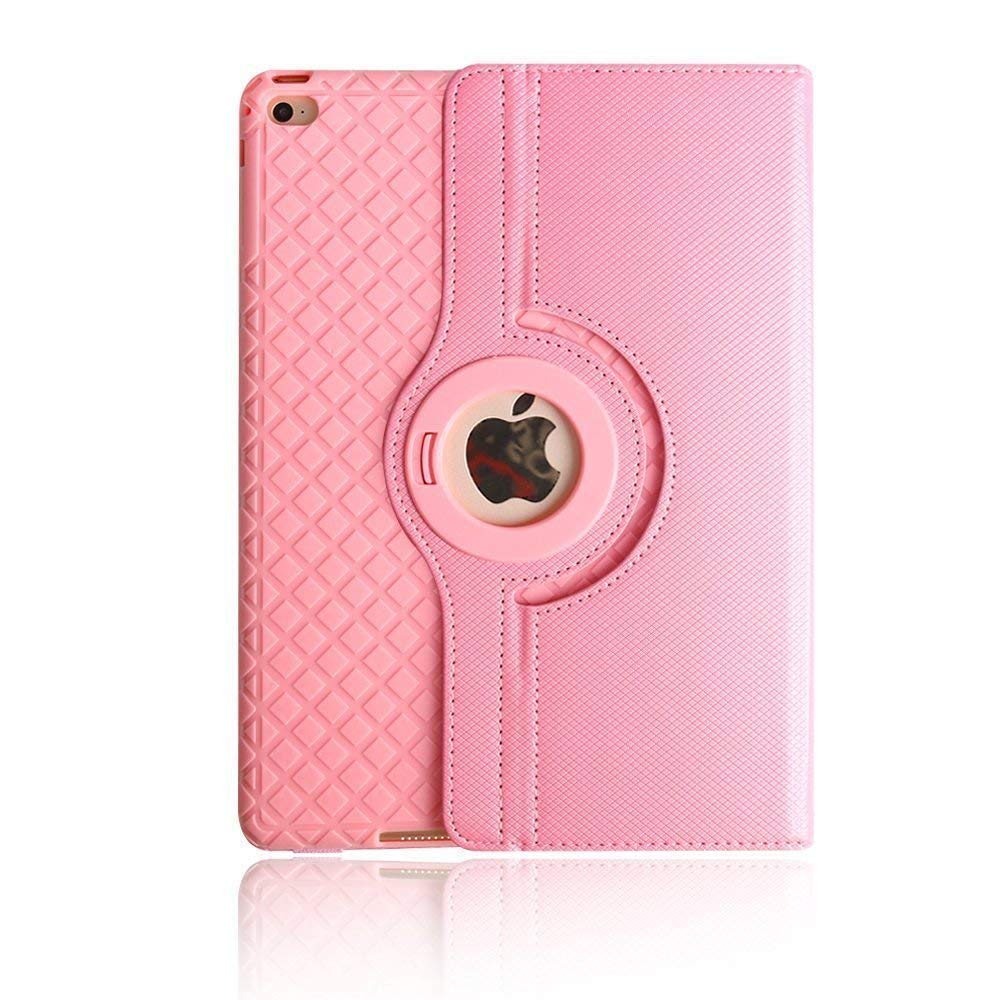 Case iPad Air 10.5'' (3rd Gen) 2019 /iPad Pro 10.5'' 2017 Case,Slim Full Body Protective Smart Cover Shockproof Protective with Multiple Viewing Angles Slim Smart Folio Stand Cover, Pink