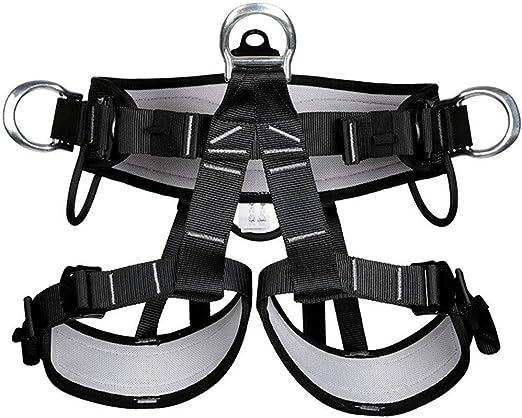 HPDOD Protección contra caídas cinturón arnés cinturón ...