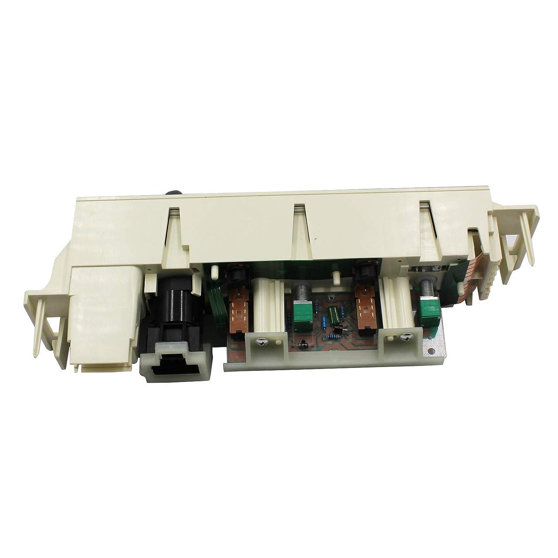 LOSTAR Heater A//C Control Panel w//o Rear Window Defogger Fits Chevy GMC Pickup Truck 9378815 599-007