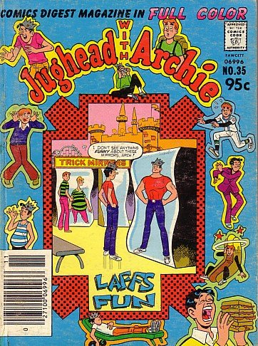 Jughead with Archie, #35 (Comic Digest), ARCHIE DIGEST LIBRARY