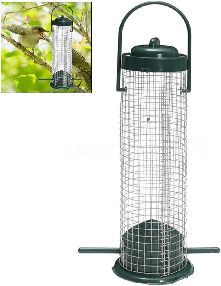Peahop Pájaros, plástico Bird Wild Outdoor Garden Hanging Feeder