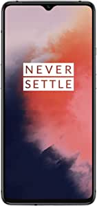 OnePlus 7T HD1900 256GB, 8GB, Dual Sim, 6.55 inch, 48MP Main Lens, Triple Lens Camera, GSM Unlocked International Model, No Warranty (Frosted Silver 256GB+8GB)