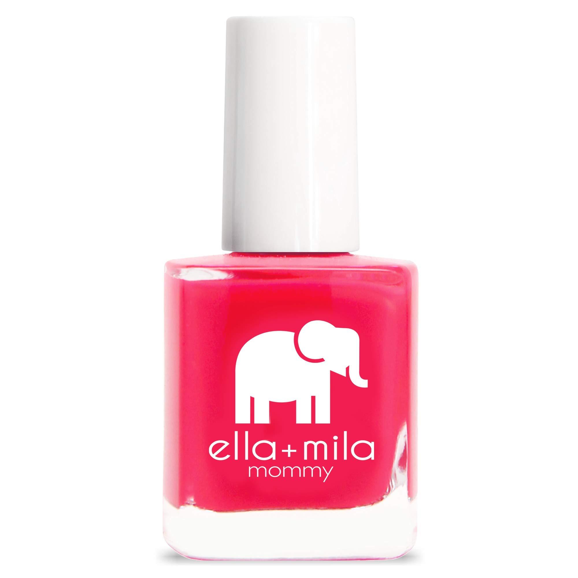 ella+mila Nail Polish, Mommy Collection - Melonade