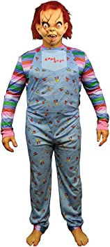 Horror-Shop Chucky Costume - Childs Play 2: Amazon.es: Juguetes ...