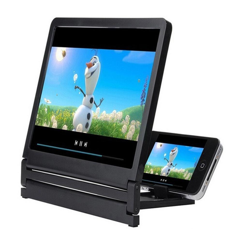 CALISTOUK Portable Handy Bildschirm 3D Lupe: Amazon.de: Elektronik
