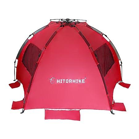 Hitorhike EasyUp Beach Tent Sun Shelter Camping Festival Fishing Beach Tent XL