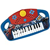 Reig Spider-Man electronic keyboard with 25 keys