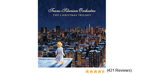 Amazon.com: The Christmas Trilogy: Trans-Siberian Orchestra: MP3 ...
