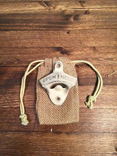 Iron Industrial bottle opener