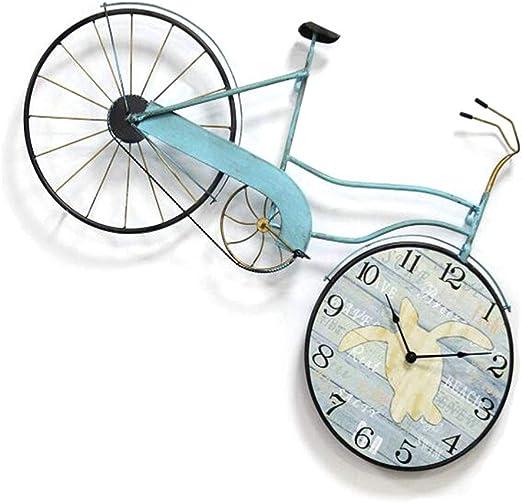 NLQZS-Y Decoración de la Pared de la Bicicleta Retro Creativo ...