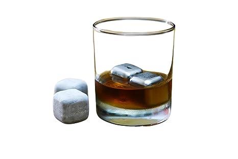 Amazon.com: Estante superior Living – Cubos de whisky ...