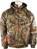 Trailcrest Boys' Evolton Camouflage Insulated Jacket Medium Highland Timber