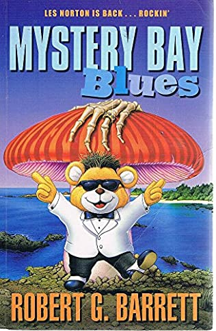 book cover of Mystery Bay Blues