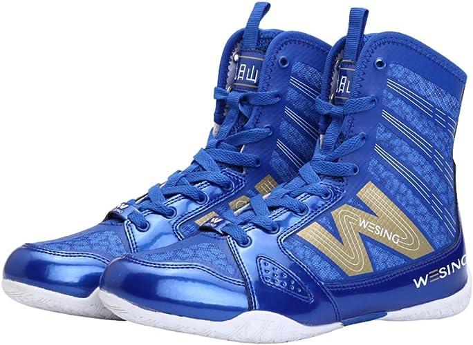 Wesing Unisex Pro Kickboxing Footwears
