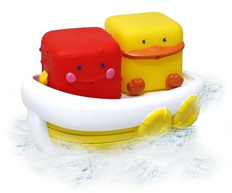 Infantino Bkids pila y flotador barco