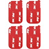 3M VHB Sticky Adhesive Pads Replacement Mounting Tape 4 PCS, APPS2Car Dashboard Sticker Pads for Magnetic Phone Car…