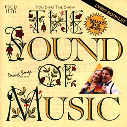 Amazon com: Pocket Songs The Sound Of Music (2 Disc Set