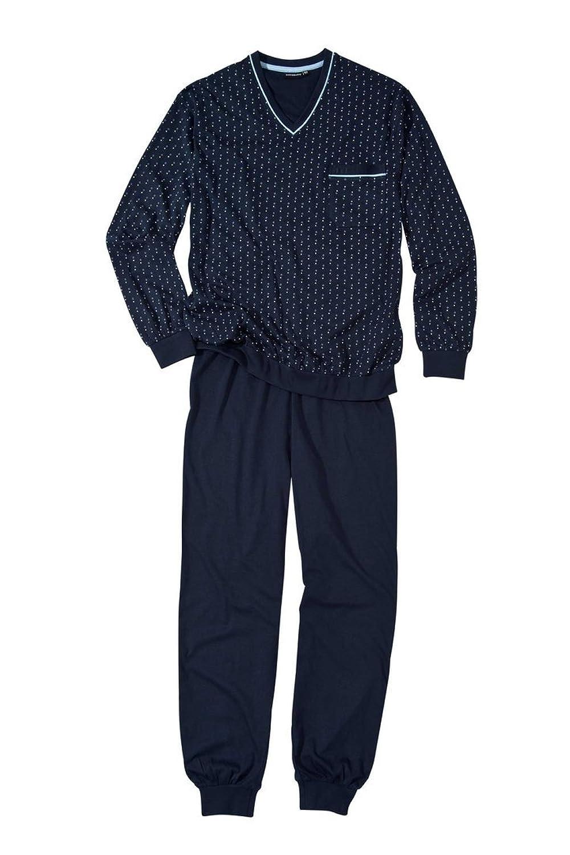 Götzburg Pyjama Orson 2er Pack navy M