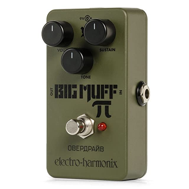 Green Russian Big Muff