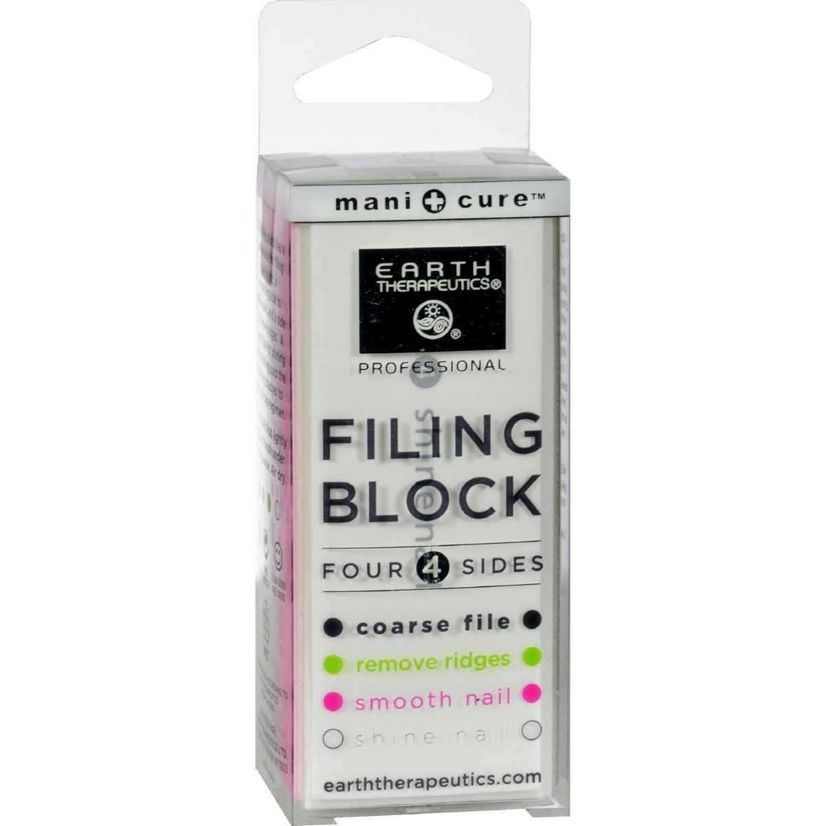 Earth Therapeutics Filing Block - 1 File ET7107