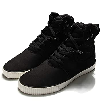 691327ad616 TWEAK Weekender Men s High-Top Fashion Suede Leather Canvas Autumn Winter  Sneaker 7M US