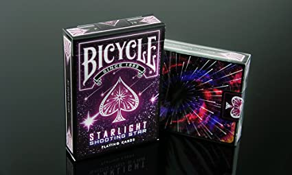 Amazon.com: Bicicleta Starlight Juego de cartas de estrellas ...
