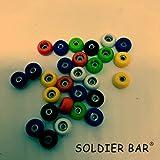 SOLDIER BAR Soldierbar Fingerboards Parts Wheels