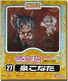 Nendoroid: 27 Lucky Star Izumi Konata PVC Figure (japan import)