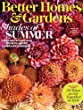 Magazines: Better Homes & Gardens