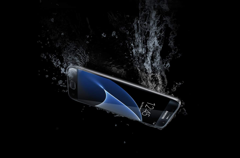 Samsung Galaxy S7 Edge SM-G935F (Black Onyx, 32GB)