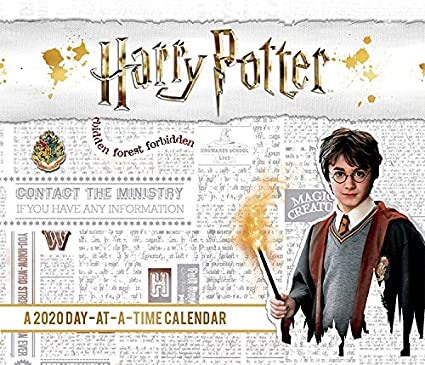 Amazon.com: Calendario de Harry Potter 2020, edición en caja ...