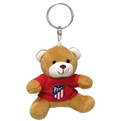 Atletico de Madrid- Llavero Osito,, 25 cm (KB-01-ATL): Ropa y accesorios